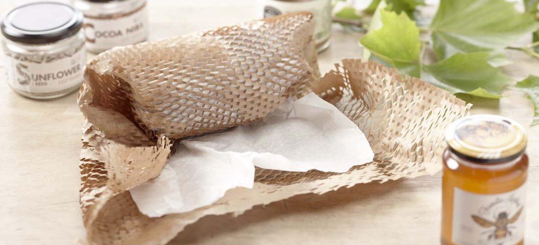 Geami ekologiczna alternatywa dla folii babelkowej