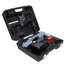 Ręczne aparaty zgrzewające do spinania palet walizka