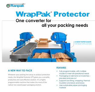 Broszura system pakowania WrapPak