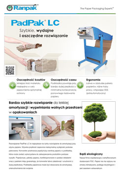 Broszura PadPak LC