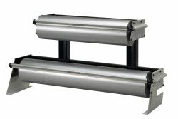 Dyspenser papieru i folii ZAC 138 o montażu na innym dyspenserze