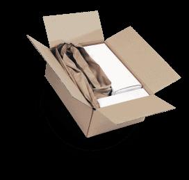 FillPak - wypełnienie przestrzeni, wypełniacze papierowe do paczek