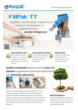 Fillpak TT Broszura