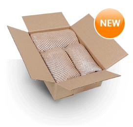 Geami WrapPak - system pakowania wypełniacze papierowe do paczek