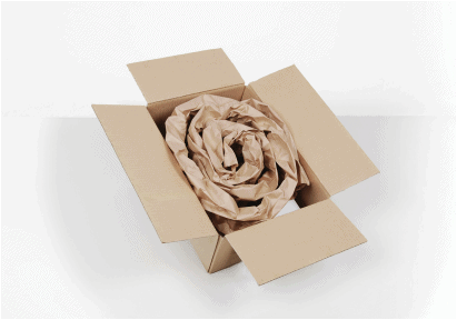 Wypełniacz papierowy do paczek