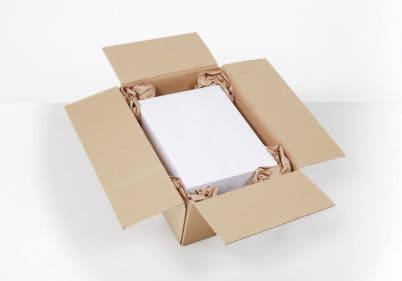 Wypełniacz do opakowań - papierowy, wypełniacze papierowe do paczek