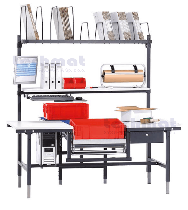 Stół do pakowania Techmat